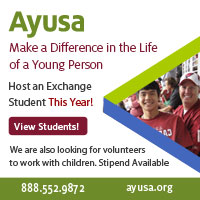 Ayusa Foreign Exchange Program