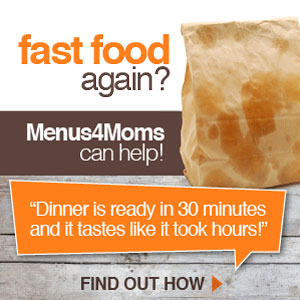 Menus4Moms 52 week menu packs