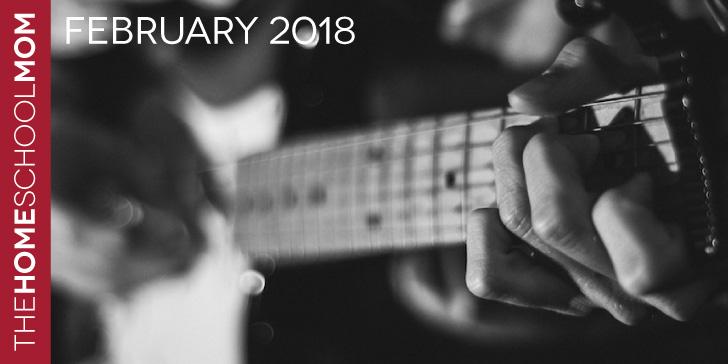 TheHomeSchoolMom February Newsletter
