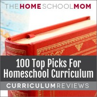 100 Top Picks For Homeschool Curriculum Reviews