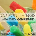 TheHomeSchoolMom: Summer Fun for Kids