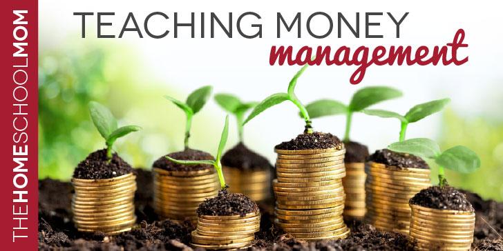 TheHomeSchoolMom Blog: Teaching Money Management