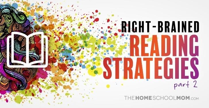 Right Brain Reading Strategies Part 2
