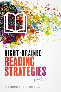 Right Brain Reading Strategies