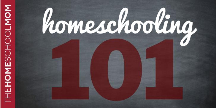 TheHomeSchoolMom: Homeschooling 101
