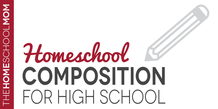 Homeschool composition for high school