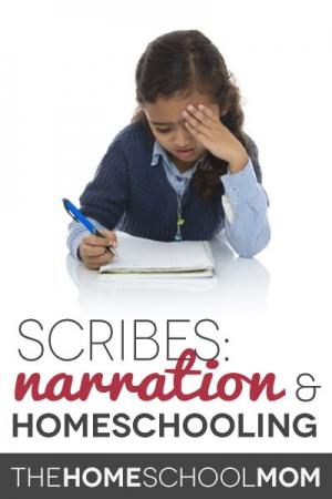 Scribes: Narration & Homeschooling