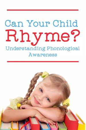 TheHomeSchoolMom Blog: Can your child rhyme? Understanding phonological awareness