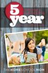 5 Ways to Make Year Round Homeschooling Work