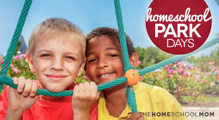 Homeschool Park Days: A good way to meet local homeschoolers