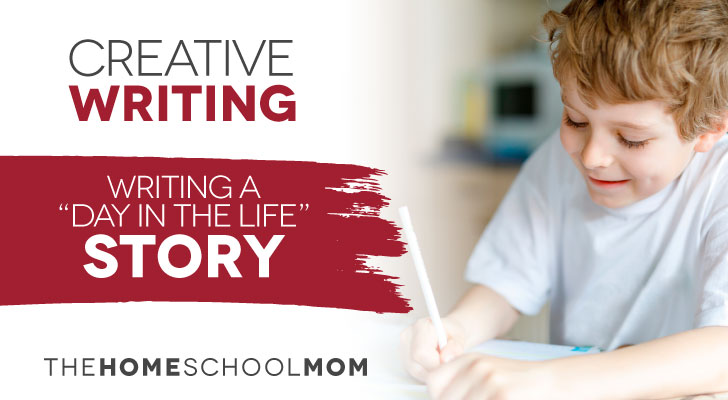 """Creative Writing: Writing a """"Day in the Life"""" Journal"""