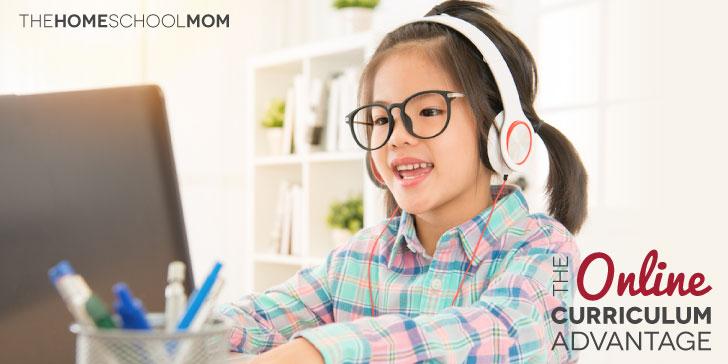 The Online Curriculum Advantage