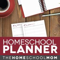 TheHomeSchoolMom Homeschool Planner
