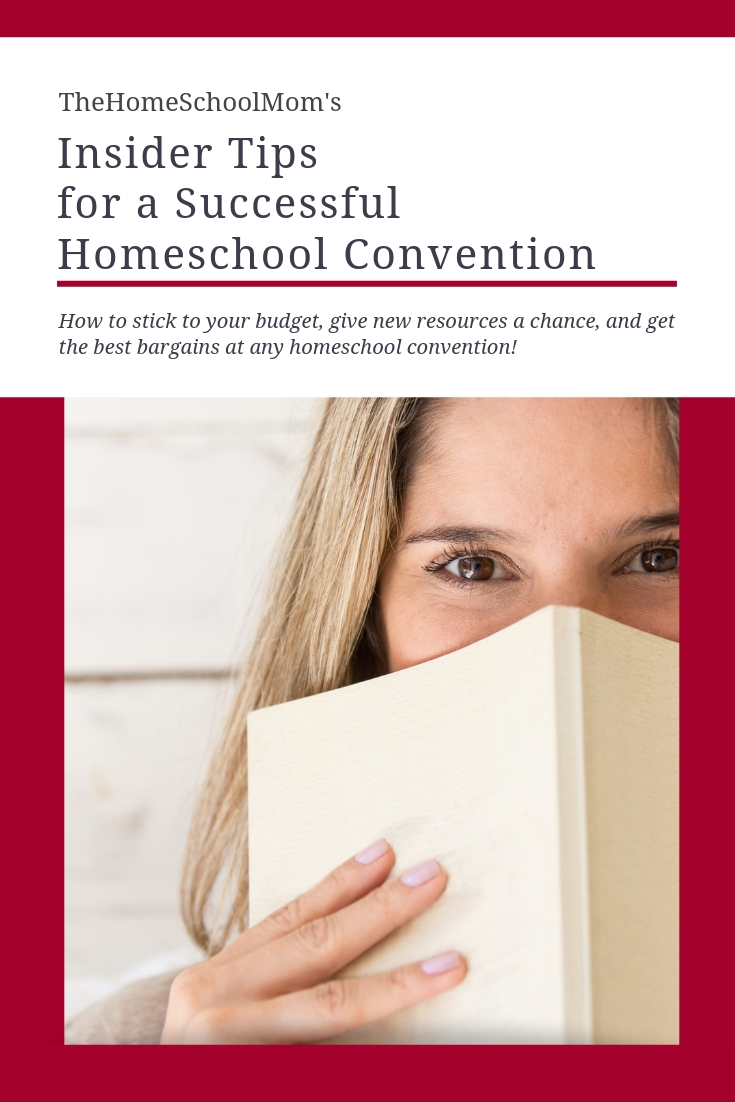 TheHomeSchoolMom's Insider Tips for a Successful Homeschool Convention