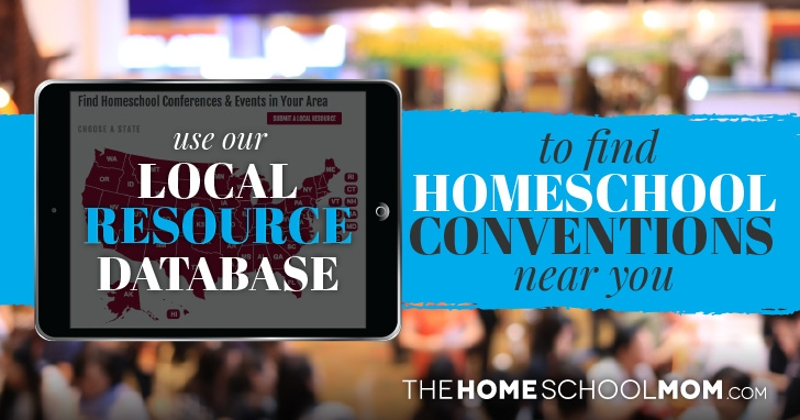Homeschool Conventions Near You
