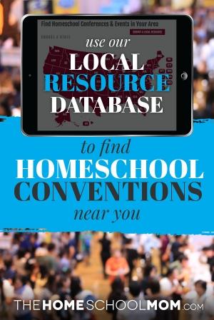 Homeschool Conventions Near You