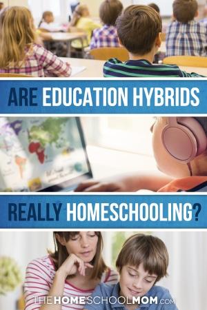 """Homeschooling"" Hybrids - Are education hybrids really homeschooling?"