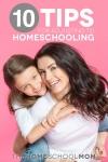 10 Tips for Adjusting to Homeschooling