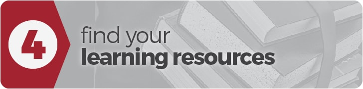 Get Started Homeschooling: Step 4 - Find your learning resources