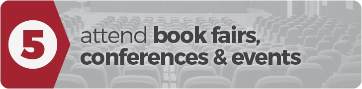 Get Started Homeschooling: Step 5 - Attend book fairs, conferences & events