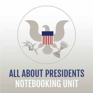 All About the Presidents Unit Study (FREE)