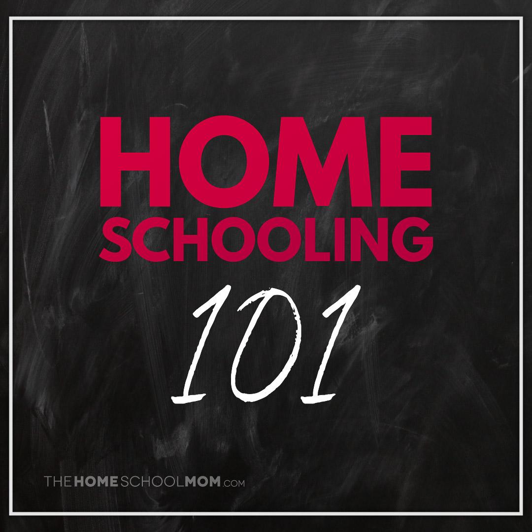 Homeschooling 101 - TheHomeSchoolMom.com