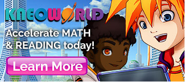 Kneoworld - Accelerate Math & Reading today! Learn More...