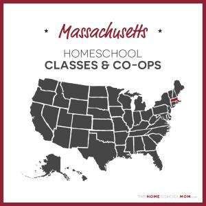 Massachusetts Homeschool Classes & Co-ops – TheHomeSchoolMom.com