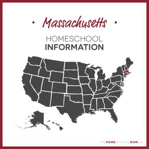 Massachusetts Homeschool Information – TheHomeSchoolMom.com
