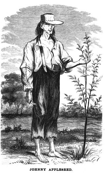 TheHomeSchoolMom: Johnny Appleseed Resources