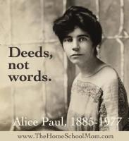 TheHomeSchoolMom: Alice Paul