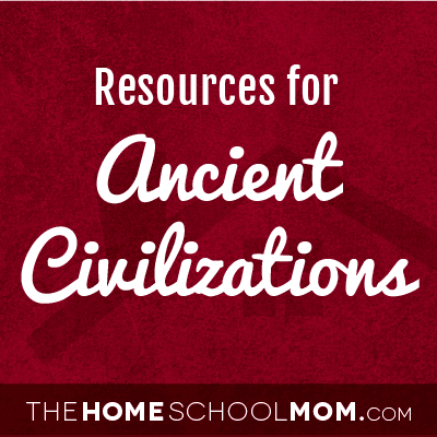 Resources for studying ancient civilizations
