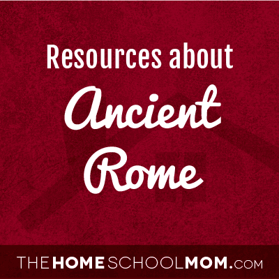 Resources for studying ancient Rome