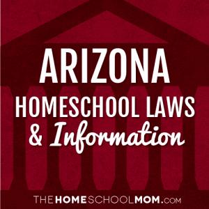 Homeschooling in Arizona