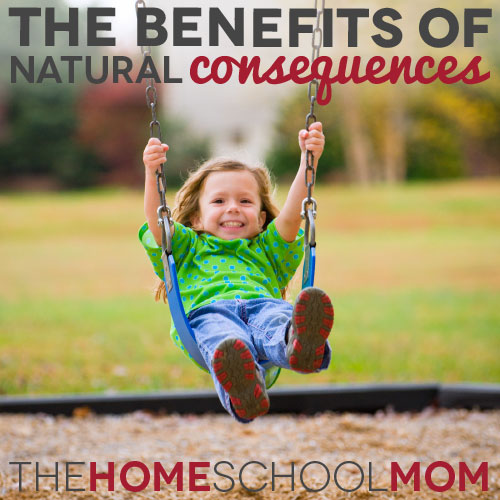 The Benefits of Natural Consequences