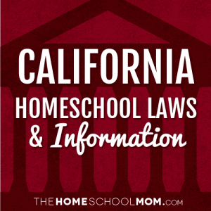 Homeschooling in California