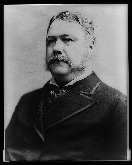 TheHomeSchoolMom President Resources: Chester A. Arthur