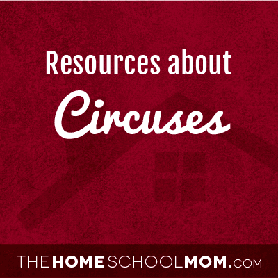 Resources about circuses