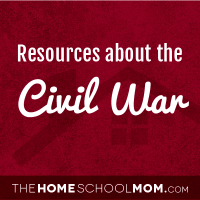 Resources about the civil war
