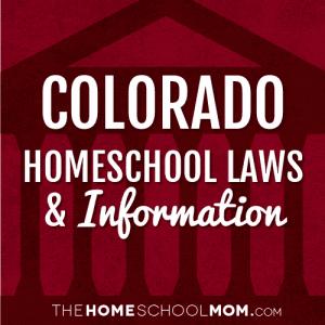 Homeschooling in Colorado