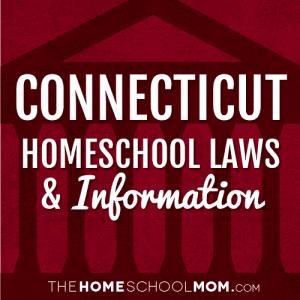 Homeschooling in Connecticut