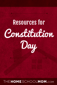 Resources about Constitution Day