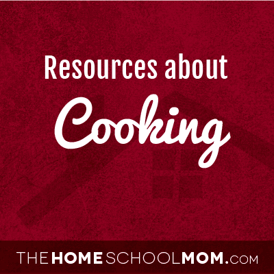 Resources for learning cooking