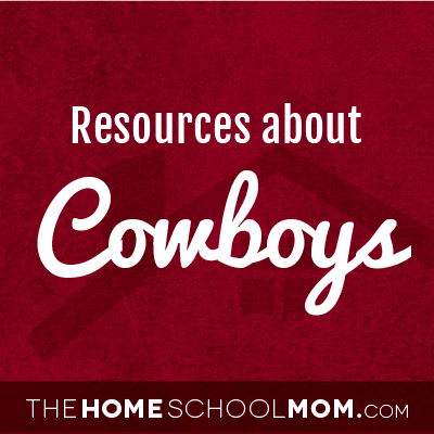 Resources about cowboys