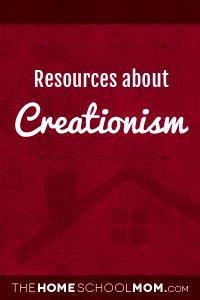 Creationism Resources