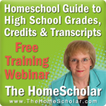 Homeschool Guide to High School Grades, Credits & Transcripts