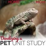 TheHomeSchoolMom Blog: Developing a Pet Unit Study