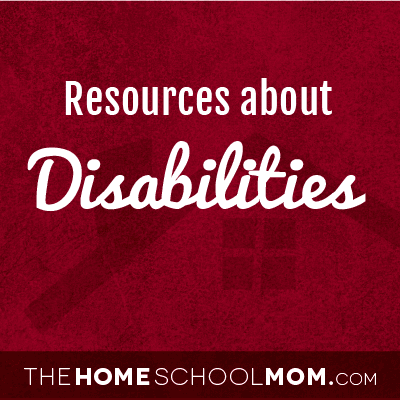 Resources about disabilities