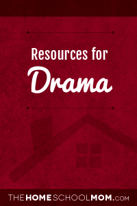 Resources about drama