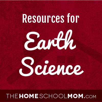 Resources for Earth Science